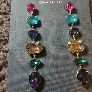 🌌Ava & Aiden NWT Earrings 🌌